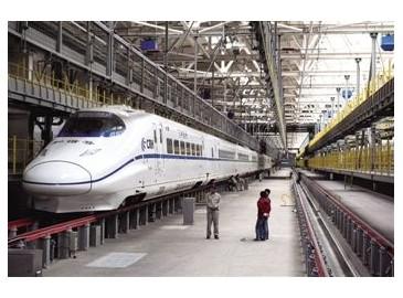 """""""超级火车头""""备战2025 南北车合并加速领衔中国制造出海"""