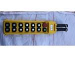 双排手柄遥控器供应厂家天宝起重销售部0373-8615777