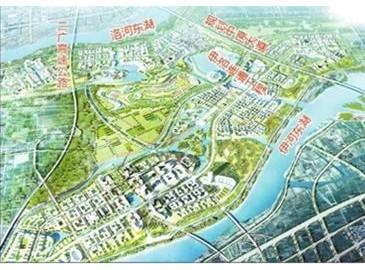 伊洛河水生态文昭树范区项目正式签约 50亿元作育资金敲定