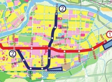 兰州轨道交通2号线一期工程通过评估 设站9座长8.81千米