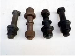 河南河山标准件螺栓 联系人:胡13673732339