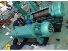 地铁式电动葫芦生产现场