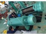 地铁式电动葫芦生产现场-圣太起重张总:13083739868