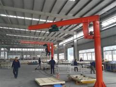 合肥起重机有限公司立柱式悬臂吊