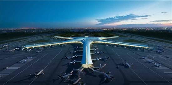 青岛新机场今年九月开工 高标准规划青岛速度
