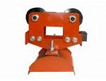 博乐工字钢电缆滑车起重配件-15699090567 康经理