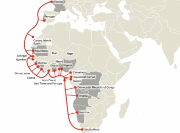 喀麦隆计划接入ACE海底通讯电缆系统
