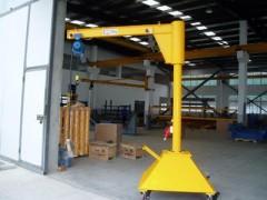 成都移动式悬臂吊-郝经理18980367666自产自销