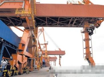 曹妃甸煤碼頭二期工程進展順利 預計年內投入運營