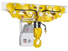 单轨气动提升机, 如应用于 BOP 操纵系统JDN