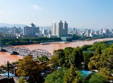 国务院批复兰州城市总体规划 建设向西开放战略平台