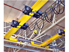 泰州专业生产欧式单梁桥式起重机