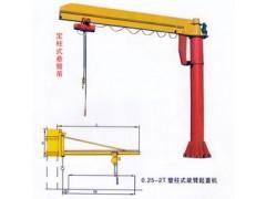重庆3吨悬臂吊起重机哪家质量好18581058258崔老师