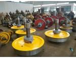 双梁起重机优质厂家—矿山集团 名称:车轮组批发联系人:梁经理电话:400-0373-398
