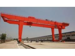 上海U型双主梁门式起重机