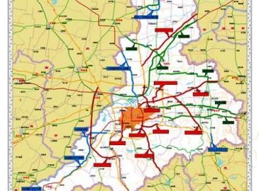 济南800亿投资快速交通 连接德泰聊高速路工程启动