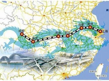 太原至南宁高铁规划过荆州 未来与郑万铁路相连
