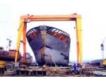 成都造船厂专用门式起重机价格 维修厂家