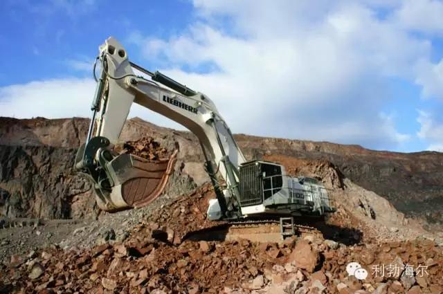 继承与发展—利勃海尔 r 9100 和 r 9150挖掘机