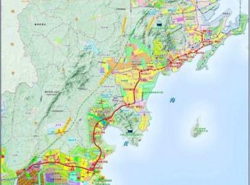 红岛至原胶南城轨总承包项目启动招标