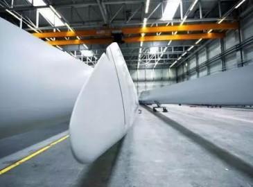 美国能源部开展两项开发大型风电机组叶片项目