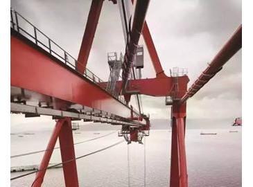 卡尔玛赢得西班牙巴伦西亚MSC码头订单 升级8座岸桥