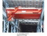 四梁铸造吊施工现场-黑龙江建龙钢铁公司
