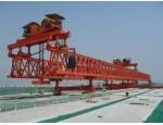 太原鐵路公路專用架橋機工程起重機