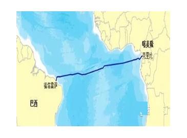 華為拿下6000多公里喀麥隆-巴西跨大西洋海底光纜系統