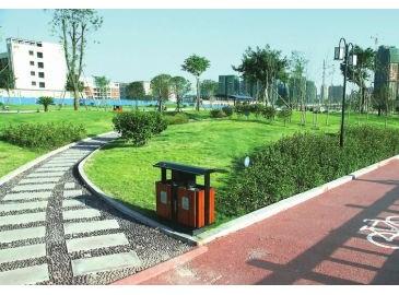 南充規劃建設9座城市公園 5座年內陸續開放