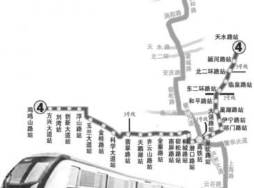 合肥轨道交通4、5号线首次环评公示 均为地下线