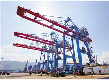 三一海洋重工最大國際項目成功發運 1.2億元起重機設備送往印尼