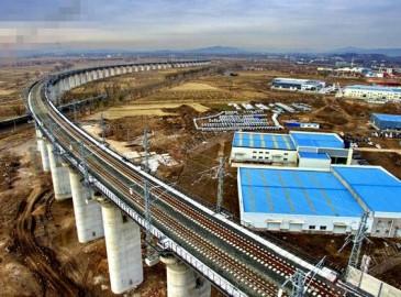 張唐鐵路工程基本完工 預計年底通車