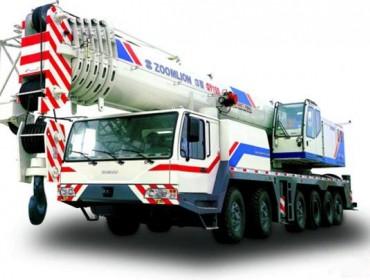 中联重科QY150V633大吨位汽车起重机基本参数