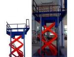 广州起重机生产销售液压式升降货梯