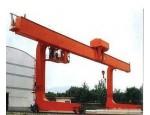 上海MDG型門式起重機