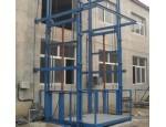 专业生产导轨货梯