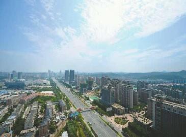 """济南全力打造""""高大帅""""中央商务区 规划建设5座地标性塔楼"""