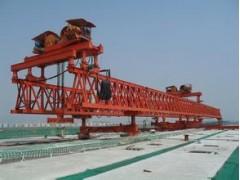 越南河内架桥机工程起重机