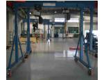 移动式龙门吊机械制造专家-河南克莱斯