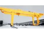 哈尔滨厂家供应U型双梁吊钩门式起重机