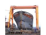 天津銷售造船用門式起重機