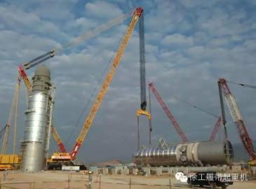 大國重器徐工XGC88000履帶起重機再起征程