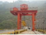 丹陽水電站用門式起重機