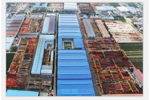 厂区鸟瞰图 (1图)