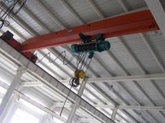 格尔木LDA型电动单梁起重机