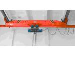 北京LX型电动单梁悬挂起重机