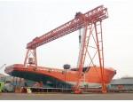 上海造船用门式起重机