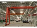 广州起重机生产销售半门式起重机