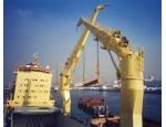 专业生产船用起重机